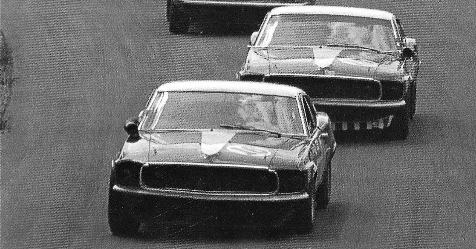 1969 George Follmer & Parnelli Jones