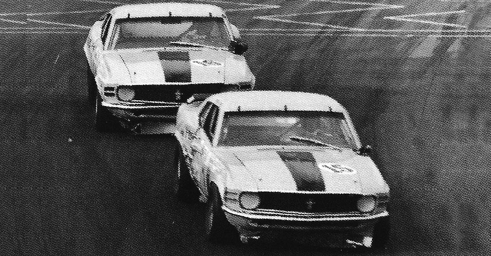 1970 Parnelli Jones & George Follmer